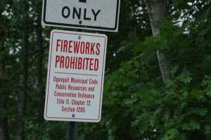30 no fireworks